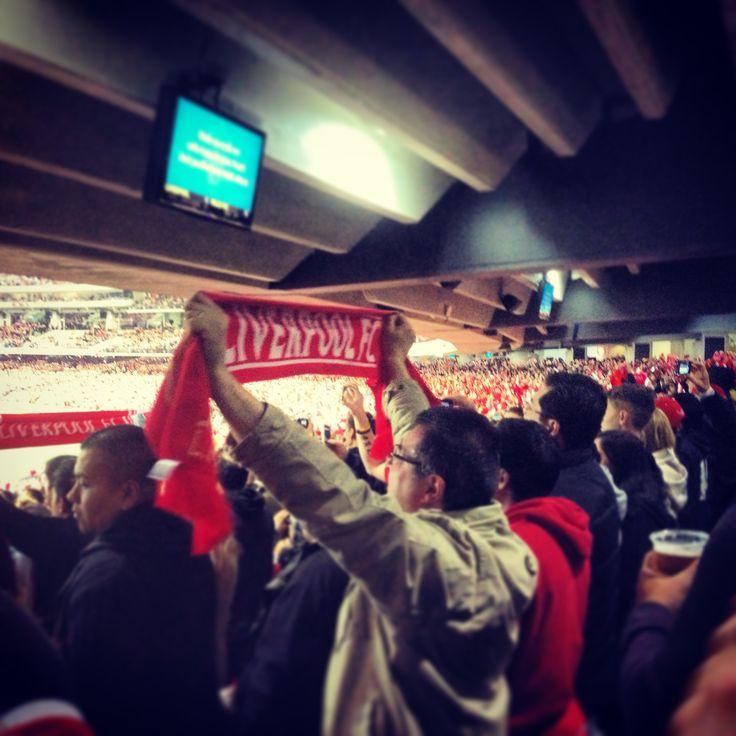 Liverpool Exhibition Match - MCG