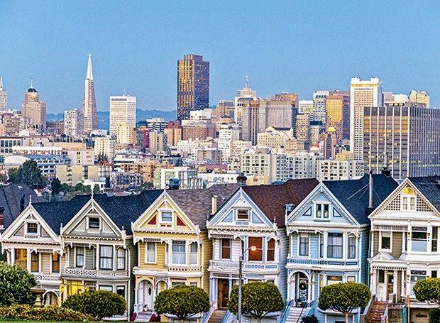 Vibrante e colorida, a cidade da Califórnia é o point mais cosmopolita da costa oeste americana e cidade pioneira na alimentação orgânica