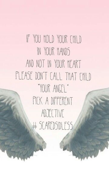 Losing A Unborn Baby Quotes: Childloss Infant Loss Scaredsidless SIDS Grief Quote