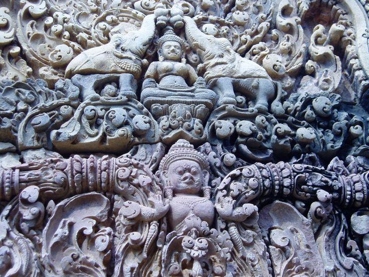 China completa esculturas y arte budista con tecnología 3-D