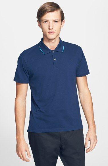Men's PS Paul Smith Cotton Pique Polo
