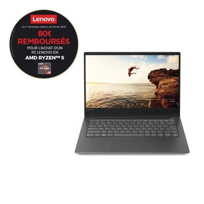 c1bf3417955 Ordinateur Ultrabook LENOVO Ideapad 530S pas cher Cdiscount prix Ordinateur Portable  Cdiscount 779.99 € TTC au