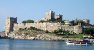 Bodrum Castle & Hotels - YakinOtelBul.com #bodrum