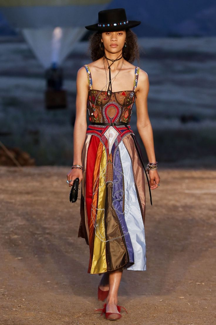 Christian Dior Spring, Summer 2018 Resort Collection | British Vogue