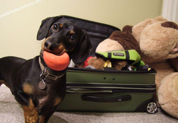 Packin' my bags... going to Grandmas!  <3