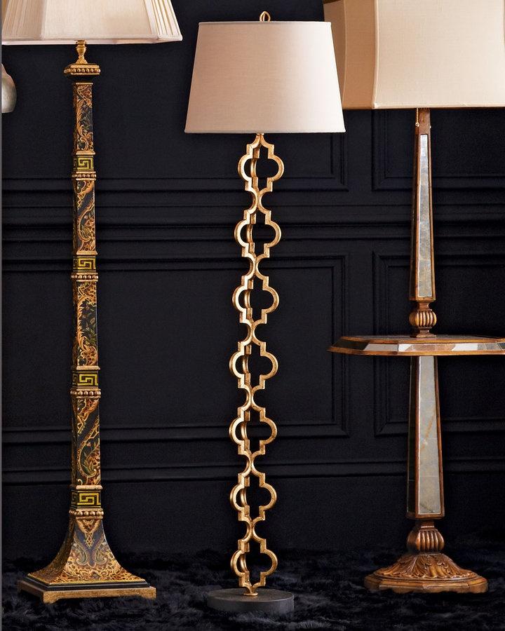 wish list regina andrew quatrefoil floor lamp