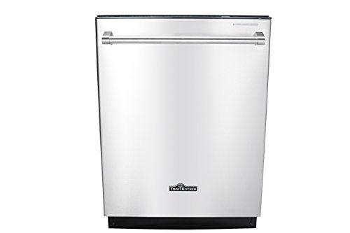 "Thorkitchen HDW2401SS 24"" BuiltIn Dishwasher, Stainless"