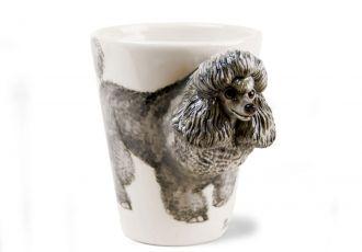 Керамическая чашка Пудель, кружки и кофейные чашки из английской керамики с доставкой Vipnotes.ru