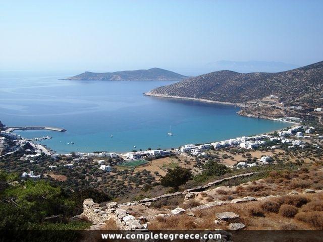 Platis Gialos Beach - Sifnos - Cyclades - #Greece