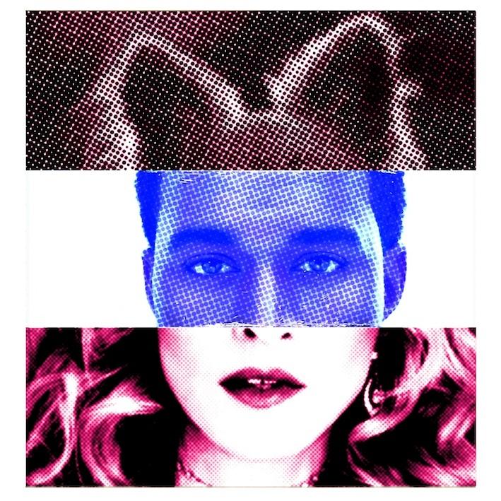 Catnye  Alberto Fumora 2012  Multiversos serie  (Cat, Kanye West, Madonna)