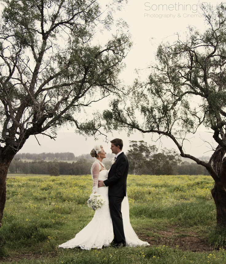 Rothbury is the perfect place to get married. Hunter Valley wedding photography. www.somethingbluephotography.com.au
