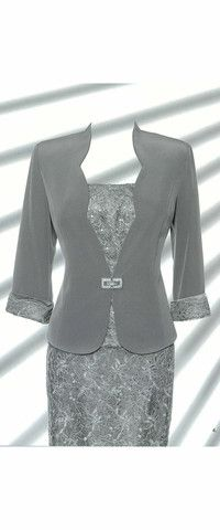 Skirt Suit 15 | Isabella Fashions | Mother of the bride dresses, plus sizes, and evening wear