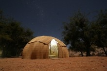 Nama hut night shoot, Richtersveld, South Africa