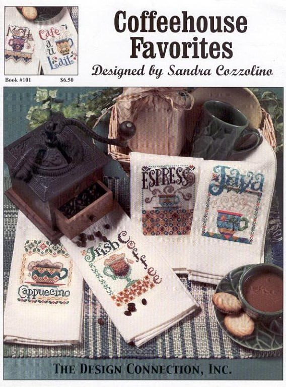 Just Cross Stitch Patterns (p 282.) | Learn Crafts is facilisimo.com