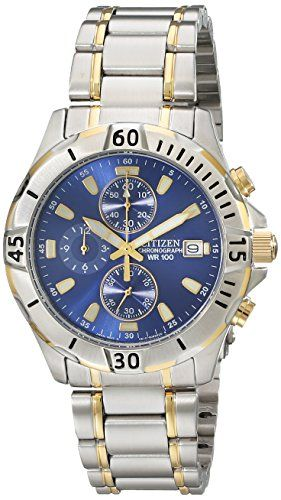 Citizen Men's AN3394-59L Two-Tone Stainless Steel Watch https://www.carrywatches.com/product/citizen-mens-an3394-59l-two-tone-stainless-steel-watch/  #citizen #citizenwatch #citizenwatches #men #menswatches - More Citizen mens watches at https://www.carrywatches.com/shop/wrist-watches-men/citizen-watches-for-men/