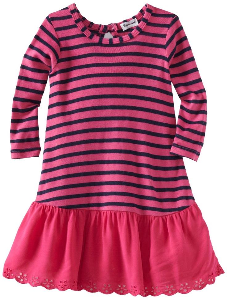Splendid littles baby girls infant florence stripe dress for Splendid infant