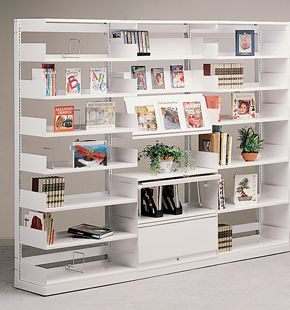 262 Best Images About Decorating With Bookcases On