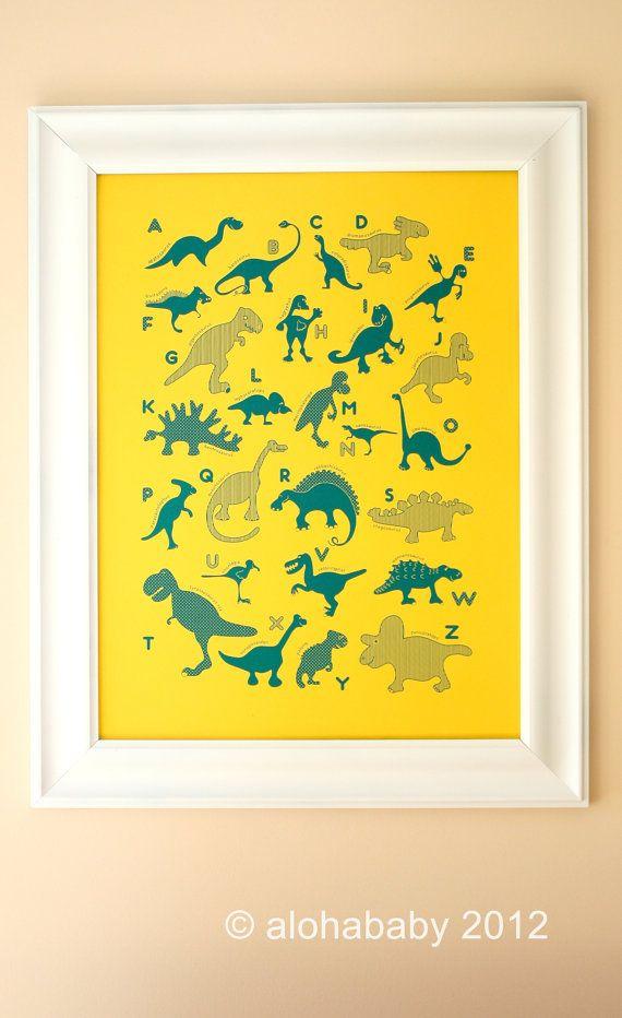 45 best ABC\'s Themed Kids Room & Decor images on Pinterest | Kid ...