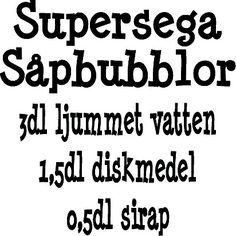 Vägg/Kakeldekor Supersega Såpbubblor Strl 145x145mm