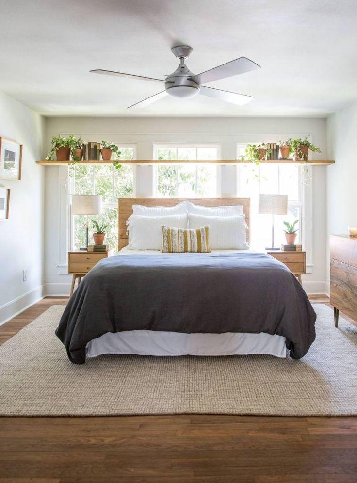 Top 11 Bedrooms by Joanna Gaines in 2020 | Remodel bedroom ...