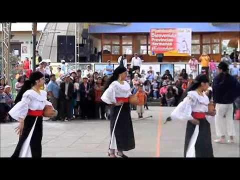 Ecuador Danza - Otavalo - Danza a la Pacha Mama