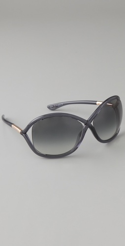 Tom Ford Whitney Sunglasses! Why must I have champagne taste and beer money!?