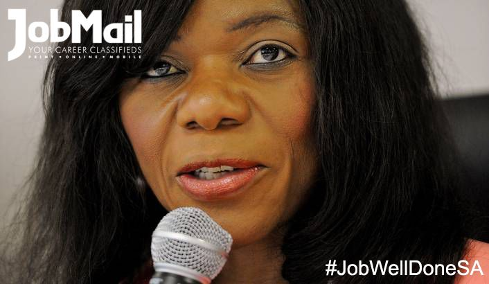 And the Job Well Done Award goes to: Thuli Madonsela