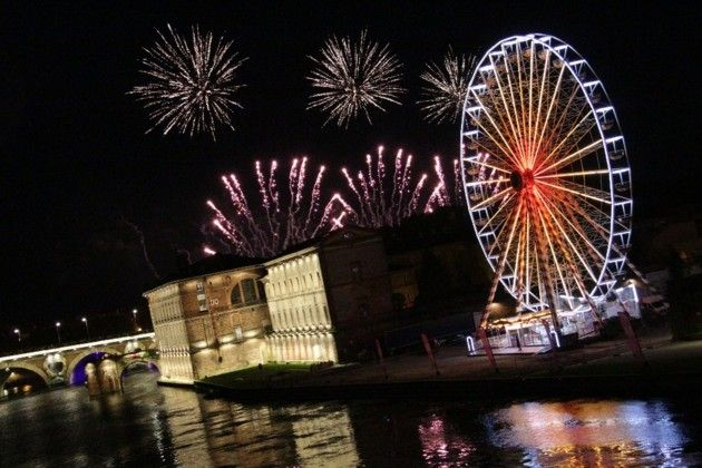 Concert NRJ et feu d'artifice : retour en images sur la soirée du 14 juillet à Toulouse