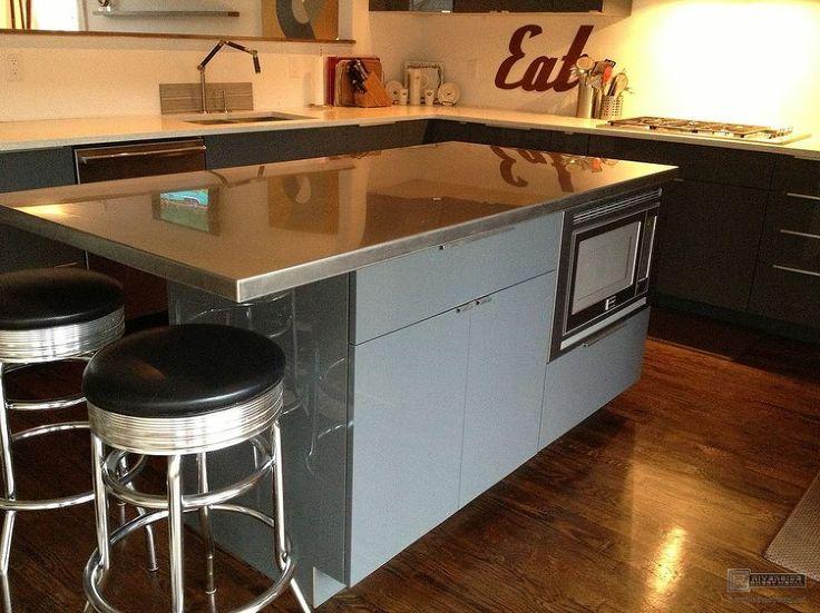 Stainless Steel Kitchen Island Stainless Steel Kitchen Island Interactive Kitchen Design Stainless Steel Kitchen Table