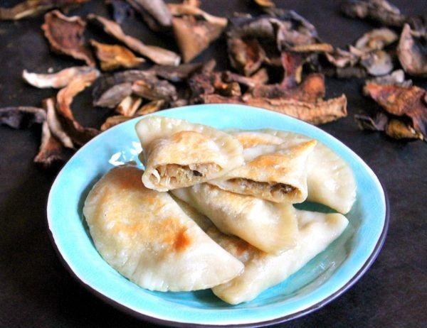 Pierogi, polska dumplings.