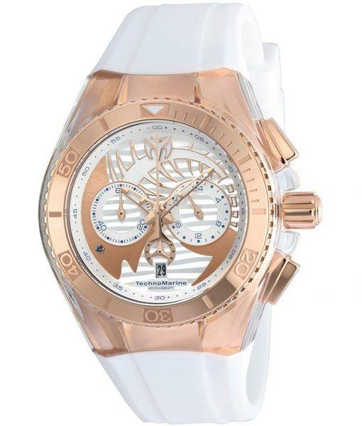 TechnoMarine Dream Cruise Collection Chronograph TM-115066 Womens Watch