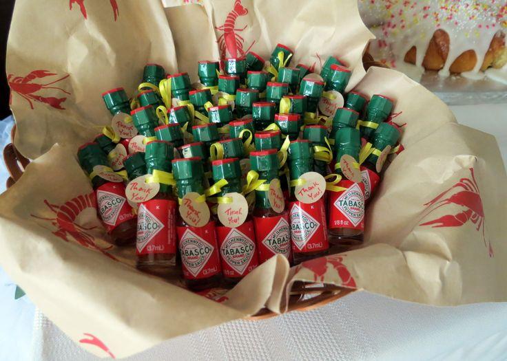 Tabasco 174 Original Red Miniatures In 2019 Crawfish Boil