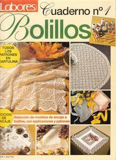 CUADERNO DE BOLILLOS 001 - Almu Martin - Álbumes web de Picasa