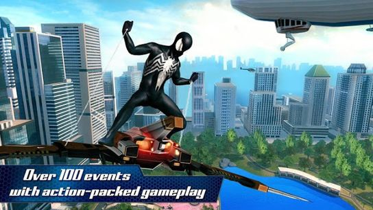 The Amazing Spider Man 2 MOD APK [Unlimited Money] v1.2.0m With Data