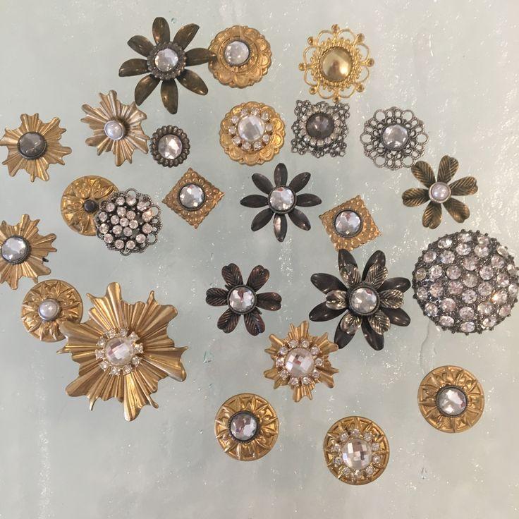 Mirror Rosettes Sample Sets | Antique furniture, Antique ...