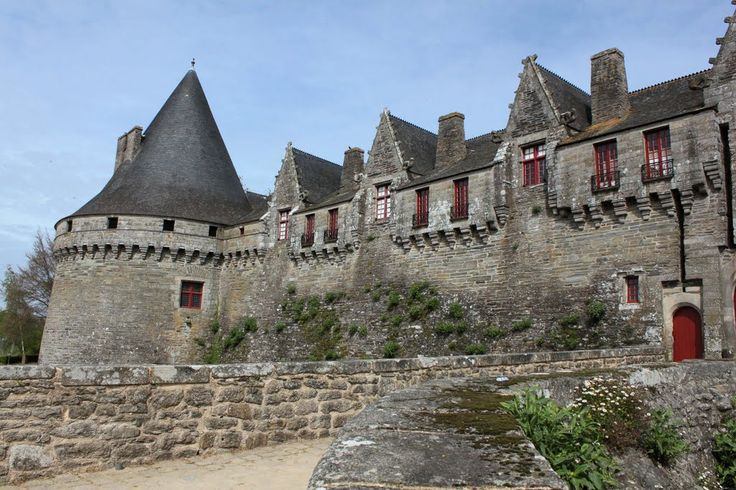 pontivy - Bing Images -  Château des Rohan XVème siècle