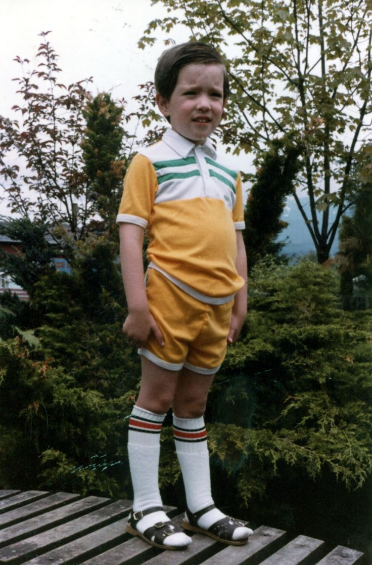 #TBT Even at a young age I was a pillar of fashion :)
