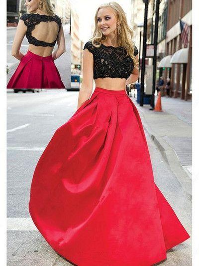 199 best dresses images on Pinterest | Lange abschlussballkleider ...