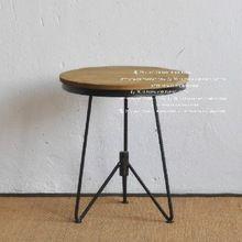 Французский дачная мебель, Дерево, Из кованого железа добыча ретро стиле лофт сторона несколько углу несколько небольших журнальный столик диван несколько(China (Mainland))