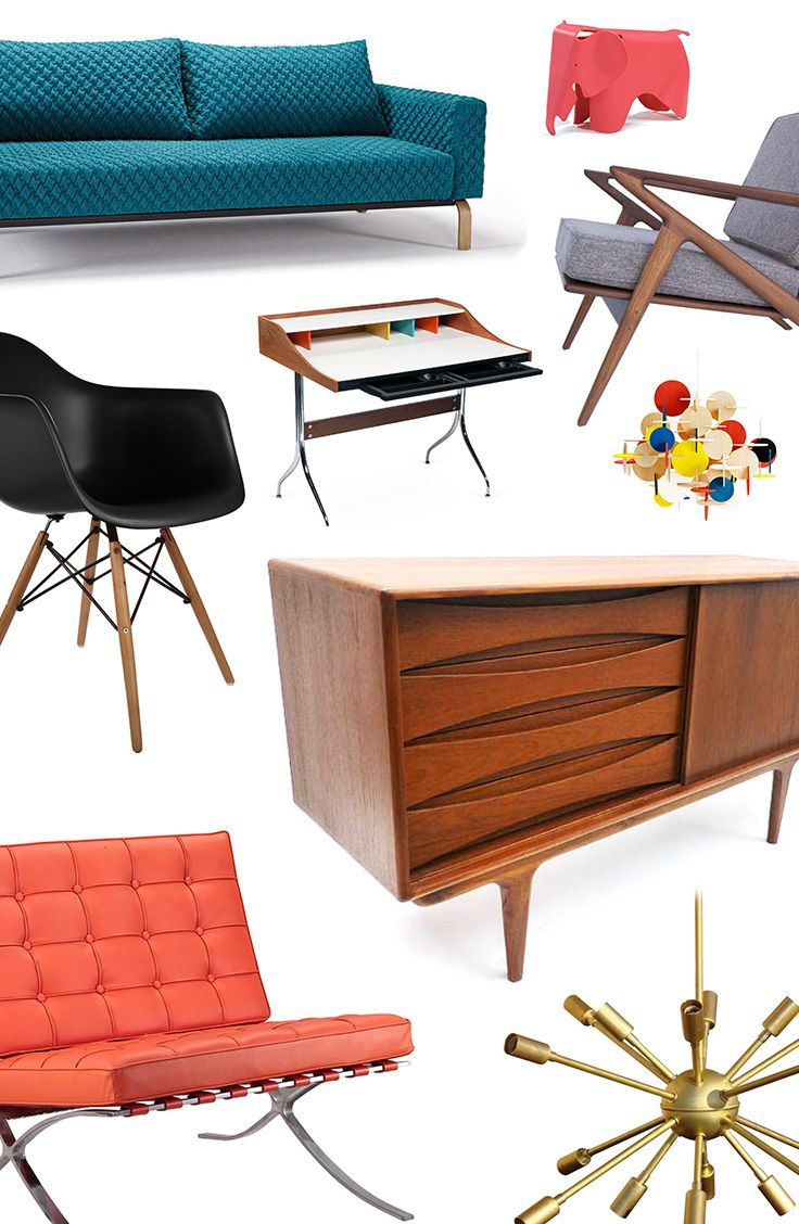 The mid century modern style is hugely popular right now and rightly - The Mid Century Lifestyle Furniture Collection