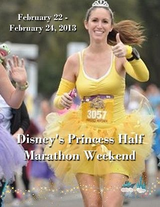 Run disney marathon!! On my bucket list!!!