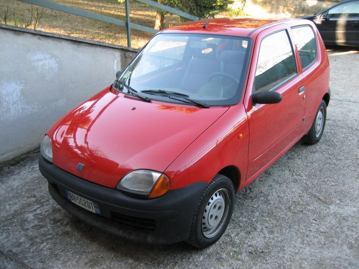 Fiat 600 Young (2000)