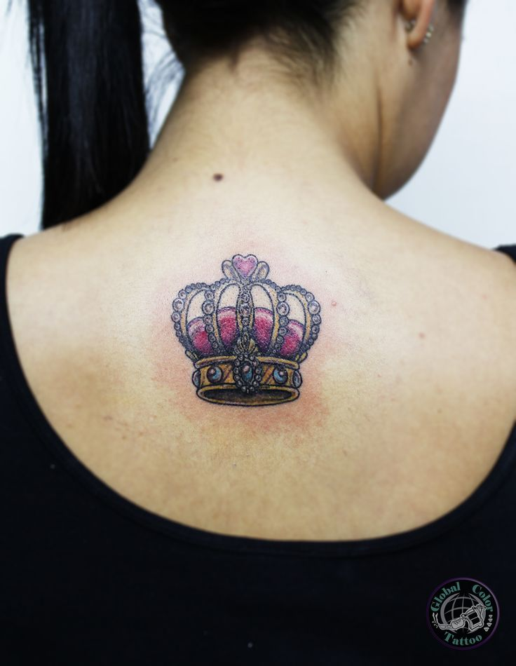 Crown, Corona diseño modificado