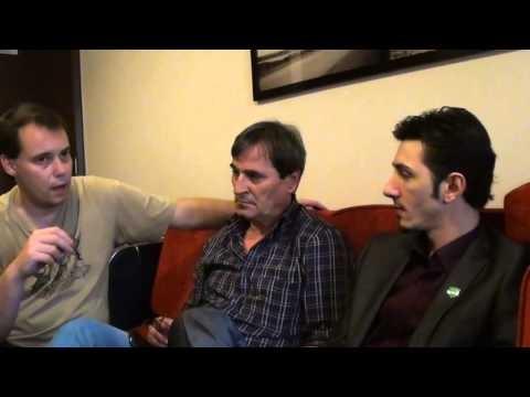 Entrevista de Paulo Sacramento e de Sandro Brunotti ao Presidente da Win...