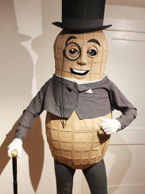 Mr. Peanut - CollegeHumor Halloween
