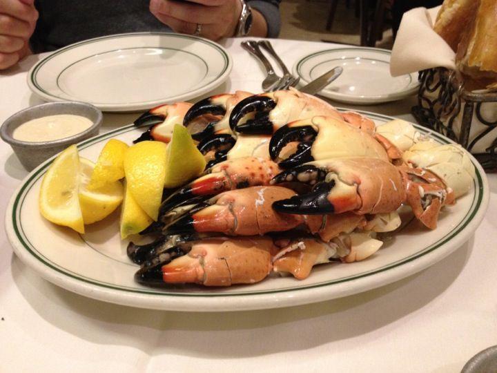 Joe's Seafood Prime Steak & Stone Crab in Las Vegas, NV