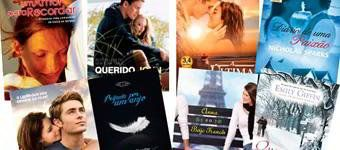 1995 - Wokini (Coescrito com Billy Mills)  1996 - The Notebook - Diário de uma Paixão - O Diário da Nossa Paixão (2004) 1998 - Message in a Bottle - Uma Carta de Amor  1999 - A Walk to Remember - Um Amor para Recordar (2002) 2000 - The Rescue - O Resgate 2001 - A Bend in the Road - Uma Curva na Estrada -  2002 - Nights in Rodanthe - Noites de Tormenta (2008) 2003 - The Guardian 2003 - The Wedding	 - O Casamento  2004 - Three Weeks With My Brother 2005 - True Believer - O Milagre  2006 - At…