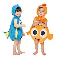 Disney Baby Bambini Nuovo Alla Ricerca Di Nemo O Dory Tabard Bambini Costume
