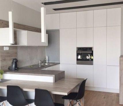 les 223 meilleures images propos de cuisines sur pinterest cuisine petites cuisines et paris. Black Bedroom Furniture Sets. Home Design Ideas