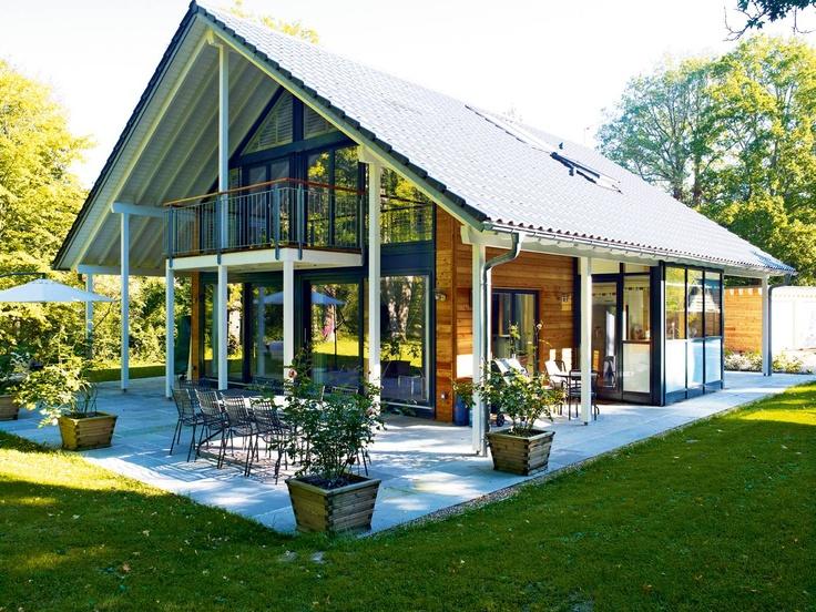 Baufritz homebuilding renovating architecture for German cottage house plans